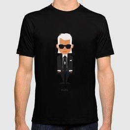 FASHION ICONS - KARL T-shirt