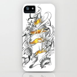 Impermanence iPhone Case