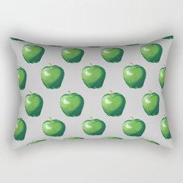 Green Apple_A Rectangular Pillow