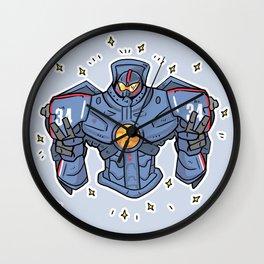 Gisy Danger  Wall Clock