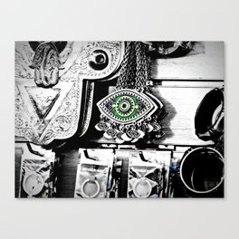 All Seeing Eye Canvas Print