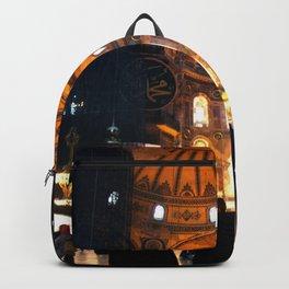 The Apse Of Hagia Sofia Backpack