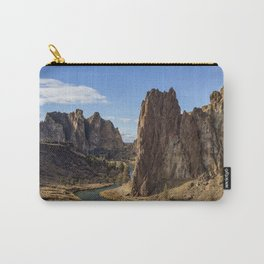 River and Rock Carry-All Pouch