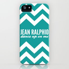 Jean Ralphio - Parks and Recreation iPhone Case