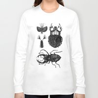 insects Long Sleeve T-shirts featuring Insects by Ejaculesc