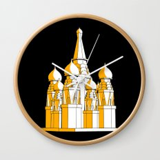 (Saint Basil's) Cathedral Wall Clock