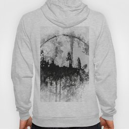 INTO THE FOREST I GO Hoody