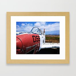 055 Framed Art Print