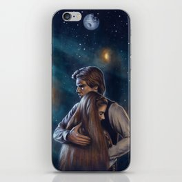 Hold Me iPhone Skin