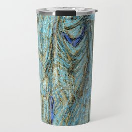 Morning Glories By James Mcneill Whistler | Reproduction Travel Mug