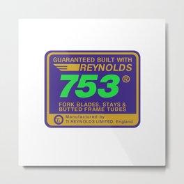 Reynolds 753, Enhanced Metal Print