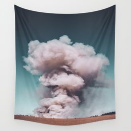 Puff Wall Tapestry