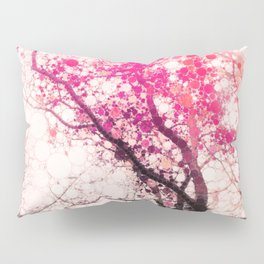 Tree Abstract Pillow Sham