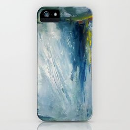 the mark  iPhone Case