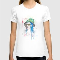 fear and loathing T-shirts featuring Fear and Loathing by Becca Douglas