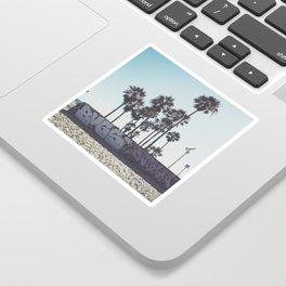 Palms x Walls Sticker