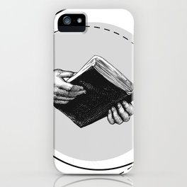 reader iPhone Case
