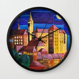 DoroT No. 0017 Wall Clock