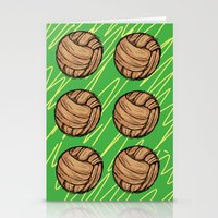 football Stationery Cards featuring Football by h.oax