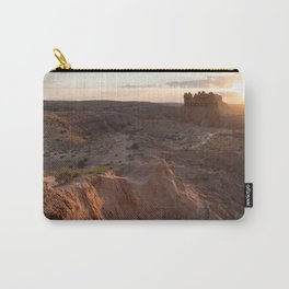 A Utah Sunrise Carry-All Pouch