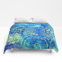 Boheme Lagon Comforters