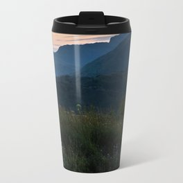 Grassy Mountaintops Travel Mug