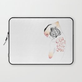 Seasonal love Laptop Sleeve