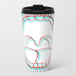 Hyalophobia Metal Travel Mug