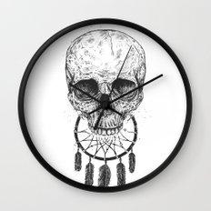Dream forever Wall Clock