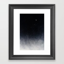 After we die Framed Art Print