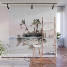Something Fishy Wall Mural