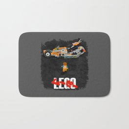 Everything is Awesome in Neo Tokyo Bath Mat
