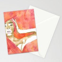 Winnie Harlow Stationery Cards