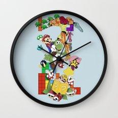 NERD issimo Wall Clock
