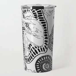 """Lazarus"" by Mauri Travel Mug"