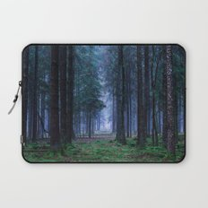 Green Magic Forest Laptop Sleeve