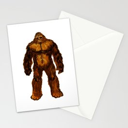 SASQUATCH MOVEMENT Stationery Cards