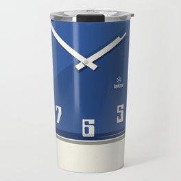 Wall clock for public facilities HA8 - Iskra Travel Mug
