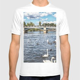 Windsor Town Bridge T-shirt