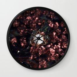 Hexahedron Wall Clock