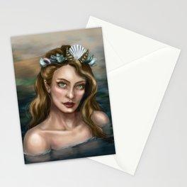 Mermaid Princess Stationery Cards