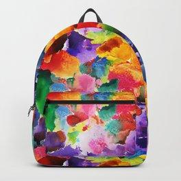 Floral Pattern 13 Backpack