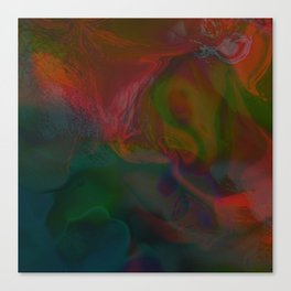Abstract: lucid dream Canvas Print