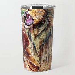 Call of the Chimera Travel Mug