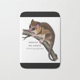 Opossum Bath Mat