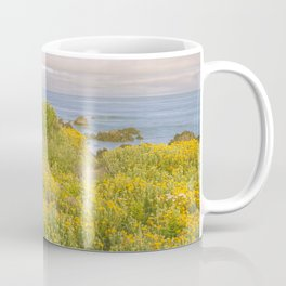 Monterey Wildflowers Coffee Mug