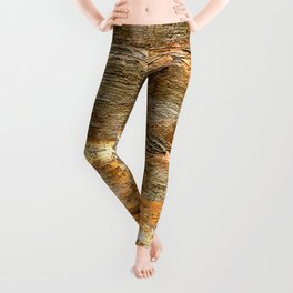 Abandoned Facade Leggings