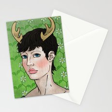 Faun Stationery Cards