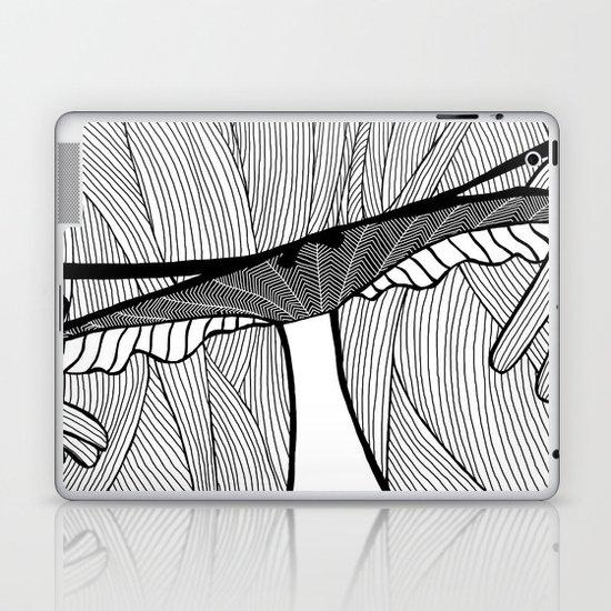 la femme 08 Laptop & iPad Skin