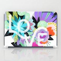 Love Blooms - Rainbow iPad Case